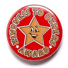 Kindness To Others Badge
